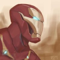 Ironman (Bleeding Edge armor) by djm106