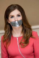 Anna Kendrick Tape Gagged by Goldy0123