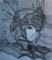 Valkyrie Profile Lenneth by RestaDash