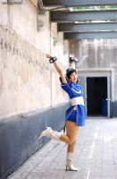Street Fighter Cosplay 2 by Kiseon