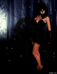 Gothic Woods by CalicoDesigns