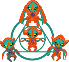 Deoxys and its progeny