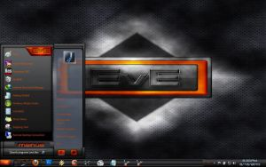 Windows 7 themes :EvE bY Bbos by bbosa