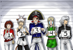 Lineup by DubiousCompany