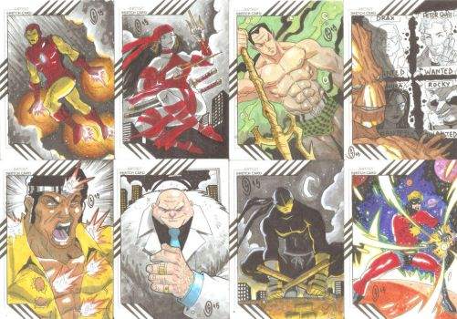 Cards Marvel Fleer Retro 09 by The-Satsui