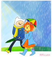 This rainy day by northpines