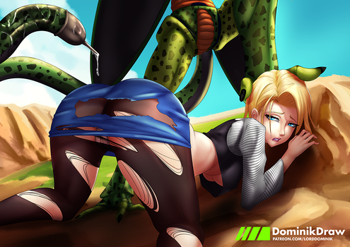 Android18 by Lord-Dominik