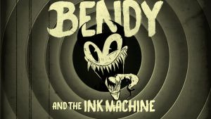 Bendy and the ink machine Title Card by DarkCartoon122