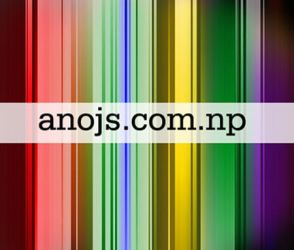 Abstract Background of Colored Bars by anojs