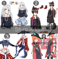 Open Adopts by ChioMee