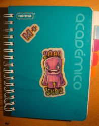 MTS - Pimp My Notebook by MVRH