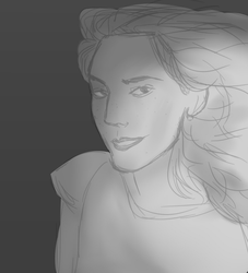 Grayscale + Value practice by JamaicanGingerBread
