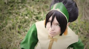 Avatar - Toph Bei Fong by TophWei