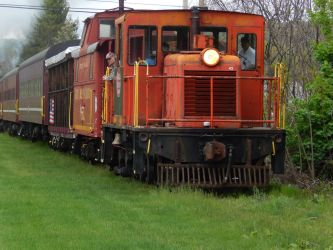 Catskill Mountain Railroad 90T #42 by Tracksidegorilla1