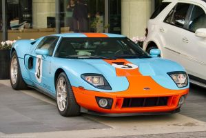 Gulf #3 by SeanTheCarSpotter