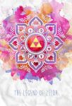 A Legendary Zelda Mandala by ever-so-excited