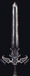 Sword of Sorrow by Sythest