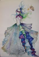 Fashion collection Elements: Time by deni-8