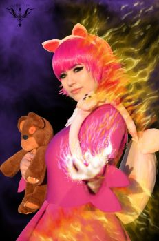 Alia Rose Annie League of legends by bandro