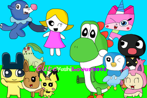 The new channel art by 123emilymason