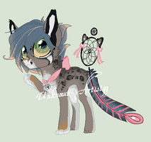 kitty kat auction - Closed by Unknown-Artist99
