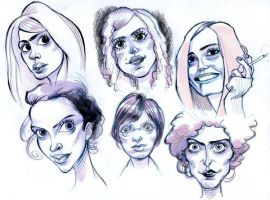 models face by flavianos