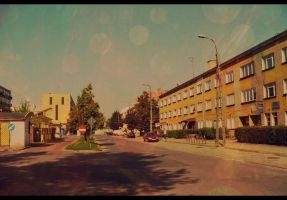 small city. by street-rebel