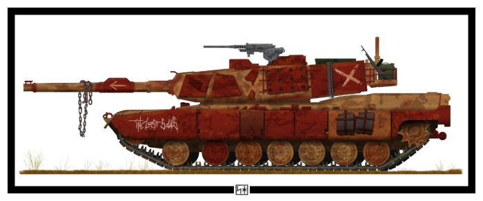 M1 Abrams Reduxx by PsykoHilly