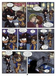 The Princess And Her Dark Knight Pt1 Pg3 By Chauve by Flordeoro