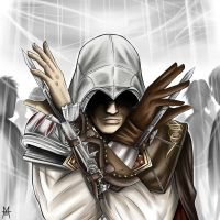 Everything is permitted.. by MauroIllustrator