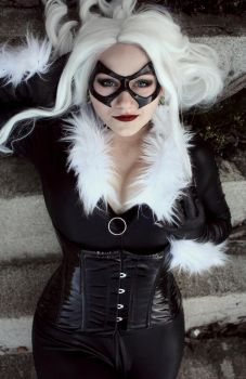 Black Cat cosplay / Felicia Hardy cosplay - Meow! by TynaCosplay