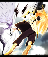 Naruto 687 - Fury by X7Rust