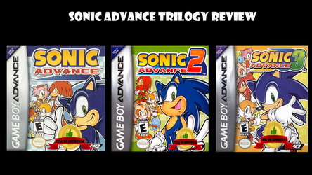 Sonic Advance Trilogy Review by Alexmination98