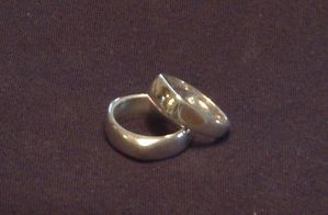 Silver Rings by Capttylor34
