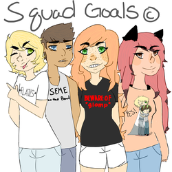 the best piece of fanart anyone ever received by tutcat