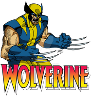 Wolverine COLORED 2014 by LucasAckerman