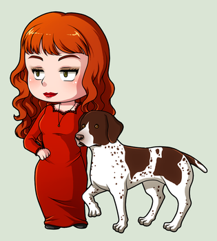 SPN Dogs #09 by NessaSan