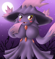 Mismagius Anthro