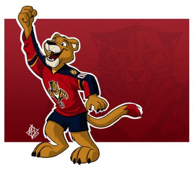 Florida Panthers: Stanley C. Panther by jmh3k