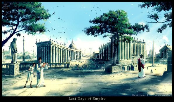 Last Days of Empire by Prasa