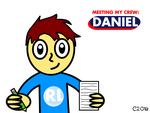 Meeting My Crew: Daniel by CataArchive