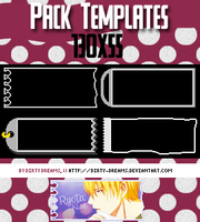 Stamp Template Pack by Dirty-Dreams