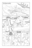 AWE Page 1 pencils teaser by Chickfighter