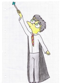 Harry Smithers by Chad-Vader
