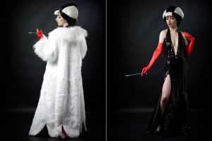 Cruella De Vil Disney Villains Designer collection by dandlit