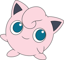 Vector #282 - Jigglypuff by DashieSparkle