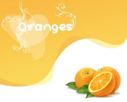 love oranges by Mixcp