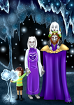 Family - Undertale by CapitaineBlue