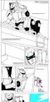 TF sideswipe-when you're gone by yamcat
