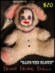 Bang The Clown 1 by DeviantDesires